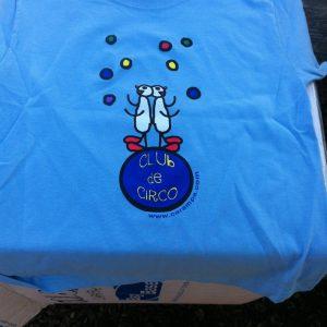 camisetaclubdecircoazulada